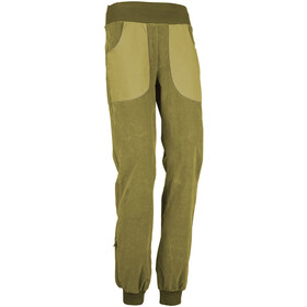 E9 Iuppi Trousers Women, avocado